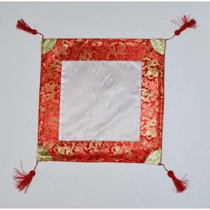 Poszewka na poduszkę 2 kolory (ozdobna orientalna) sublimacja, termotransfer