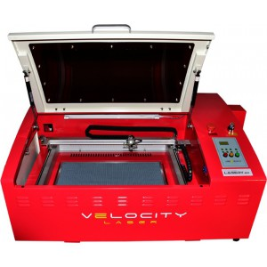 Grawerka laserowa Velocity Laser - moc: 50W, powierzchnia pracy: 400*300mm