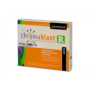 Cartridge ChromaBlast-R do drukarki Ricoh SG 3110DN/7100DN CZARNY