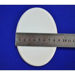 Płytka nagrobkowa 12,5cm porcelanowa