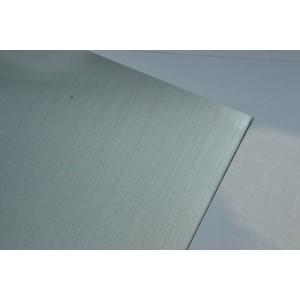 Aluminiowa blacha do sublimacji 60*40cm szczotkowana