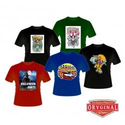 Papier SuDark T-shirt