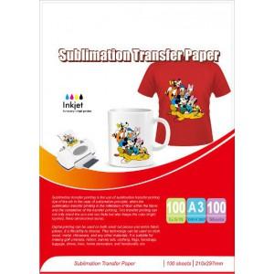 Papier transferowy do sublimacji A3