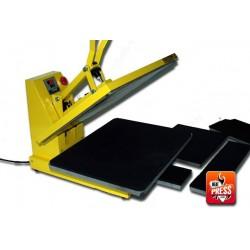 Prasa transferowa 40x50 z wymiennymi blatami Heat Press MAX MULTI (5 przystawek)