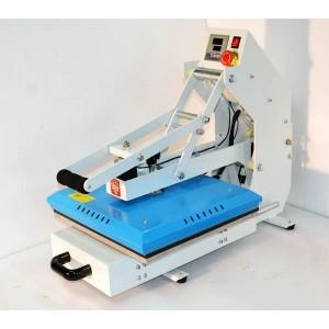 Prasa transferowa 38x38cm Heat Press MAX AUTO automatyczne otwieranie, wysuwany stolik