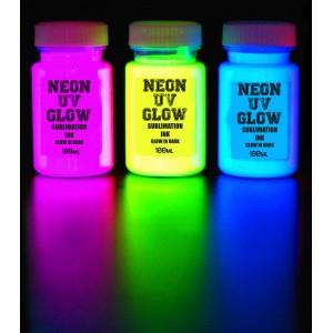 Tusz fluorescencyjny, sublimacyjny do drukarek Epson 100ml