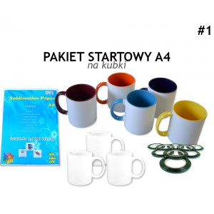 1. Pakiet startowy, nadruki kubki, Hot Mug