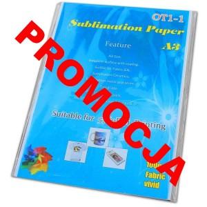 Papier A3 do sublimacji 5760dpi
