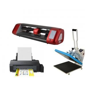 Profesjonalny zestaw do sublimacji A3 dla firm z ploterem SkyCut i z drukarką Epson L1300