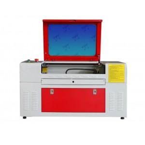 400*300mm - powierzchnia pracy Grawerka laserowa Velocity Laser PLUS - moc: 50W