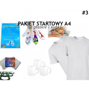 3. Pakiet startowy, na płaskie, koszulki i kubki HotMug