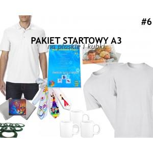 6. Pakiet startowy, na płaskie, koszulki i kubki HotMug