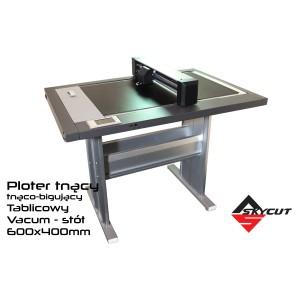 Ploter tnący FlatBed Tablicowy SkyCUT 60x45cm CAMERA