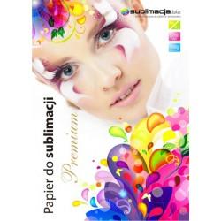 Papier PREMIUM A4 (108g) do sublimacji 5760dpi