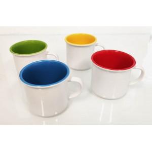 Kubek Camper - różne kolory - ceramiczny do nadruku 250ml